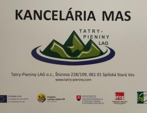 Chod MAS Tatry – Pieniny LAG